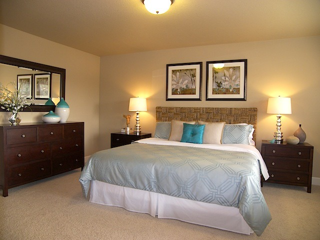 Are home purchases emotional decisions synergy staging home staging portland oregon Master bedroom home staging